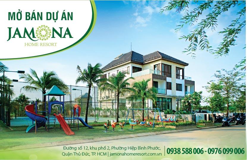 Chương trình bán hàng Jamona Home Resort