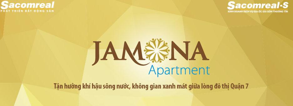 Nhà ở thương mại jamona apartment