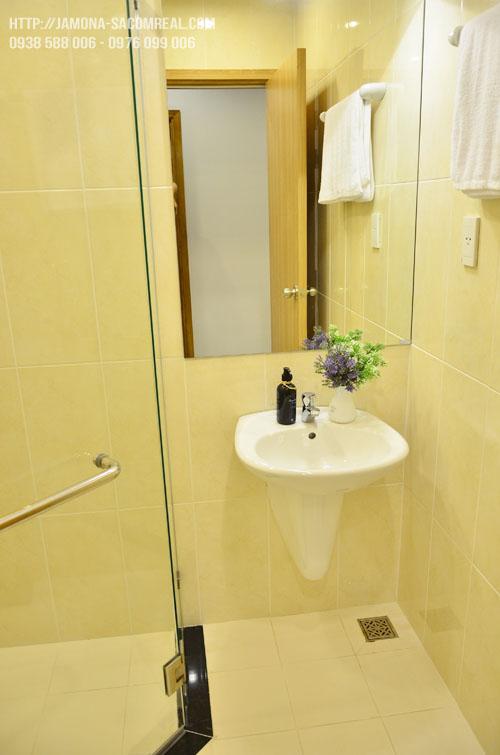 Phòng vệ sinh.