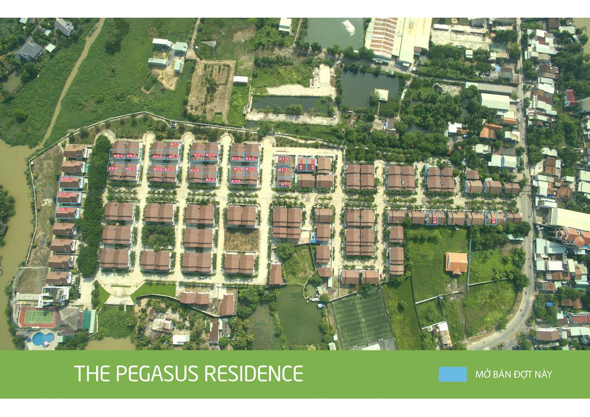 phân lô biet thu The Pegasus Residence