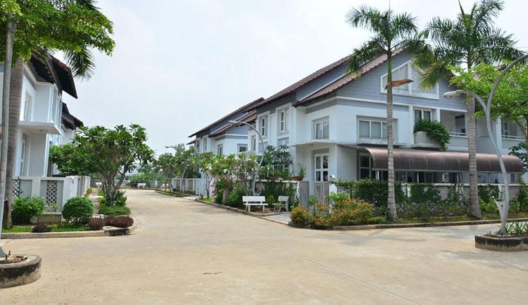 Hình ảnh biệt thự đơn lập dự án biệt thự The Pegasus Residence, Biên Hòa