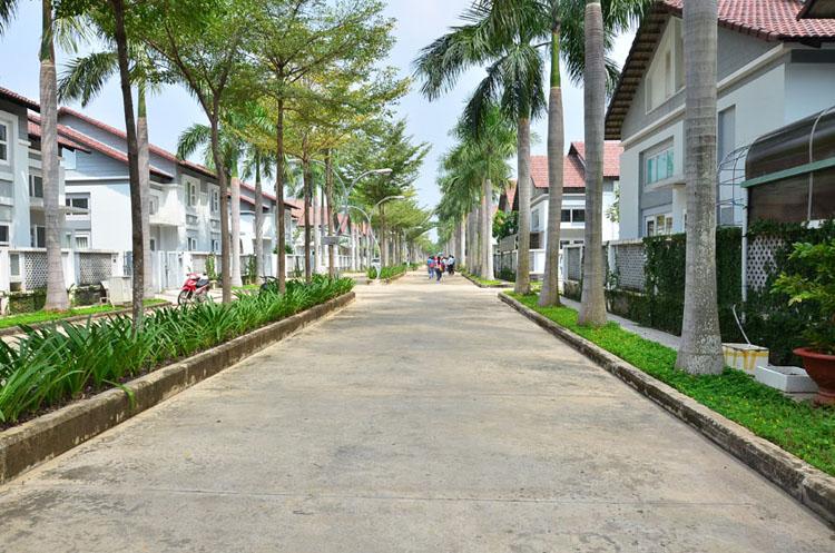 Đường nội bộ dự án The Pegasus Residence, Biên Hòa