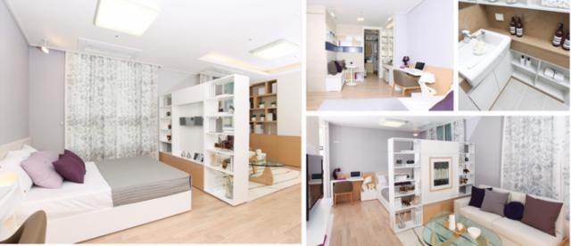 officetel - căn hộ văn phòng được khách hàng doanh nghiệp ưa chuộng