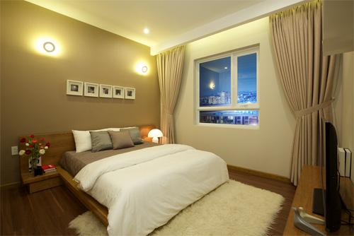 Thiết kế phòng ngủ Jamona Apartment