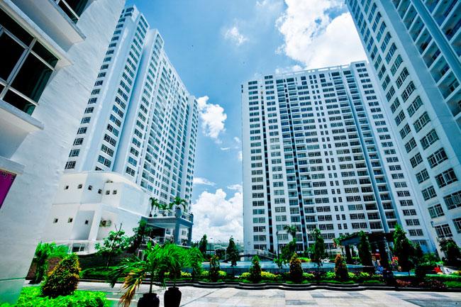 Giá chung cư đồng loạt tăng 1-3% tại các thành phố lớn