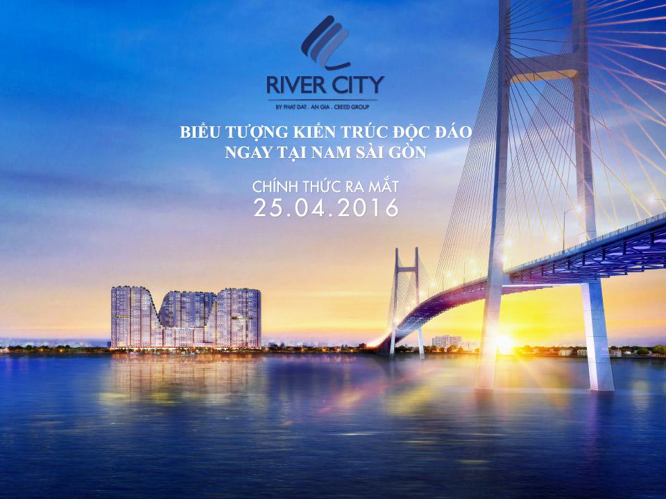 Căn hộ cao cấp ven sông River City quận 7