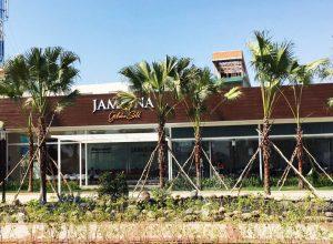 Văn phòng bán hàng Jamona Golden Silk quận 7