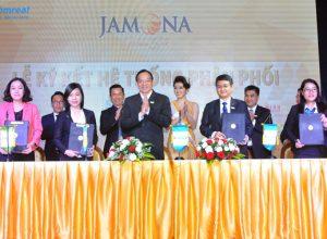 Sacomreal giới thiệu ra thị trường dự án cao cấp Jamona Golden Silk quận 7.