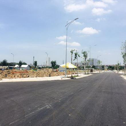 Hạ tầng đường, điện, nước,internet của Jamona Golden Silk đã hoàn thiện