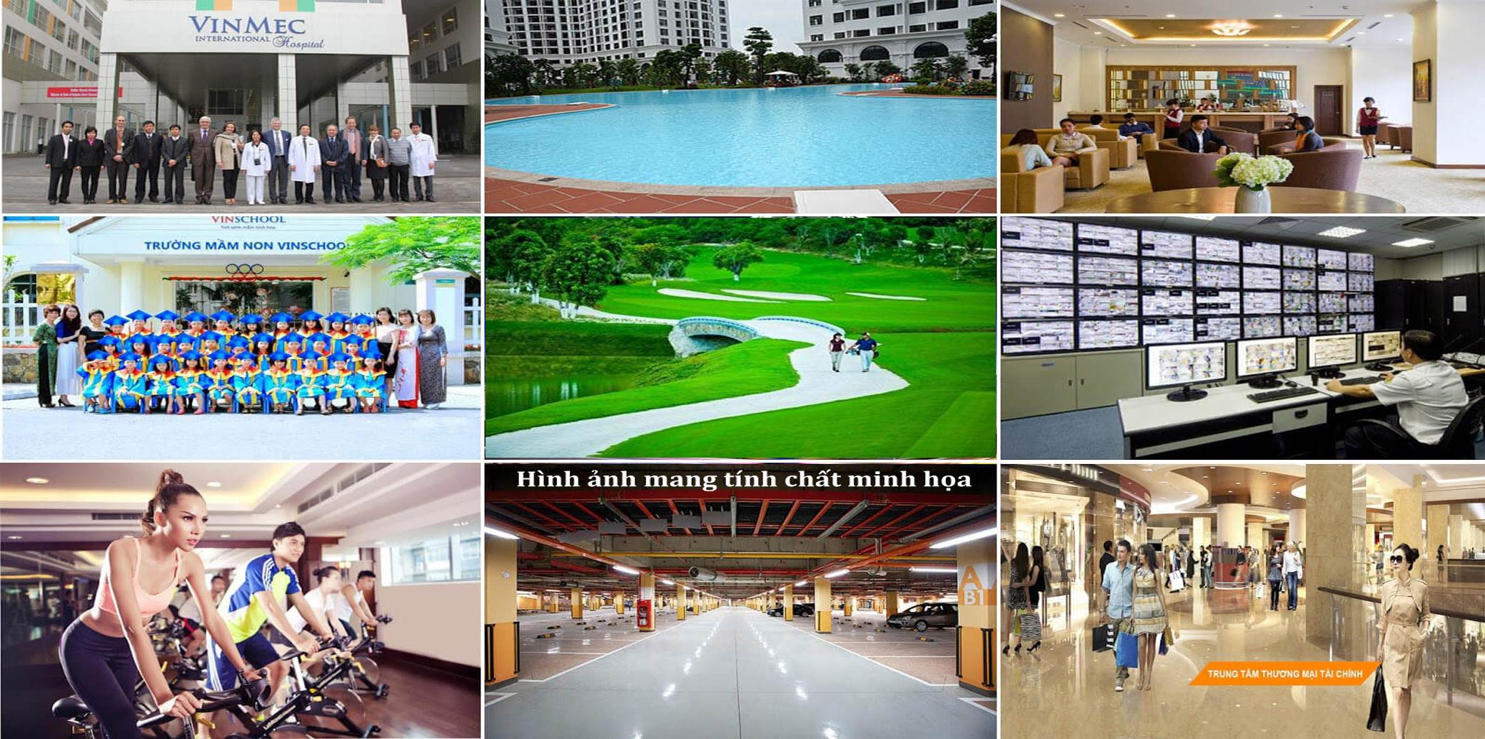Tiện ích phong phú và đa dạng trong dự án Vinhomes Khánh Hội quận 4.
