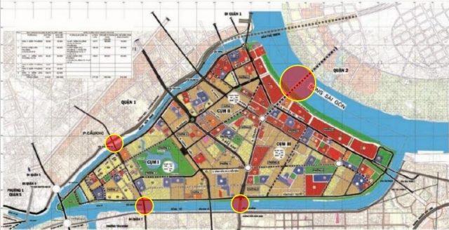 Xây dựng hạ tầng kết nối khu Nam - trung tâm thành phố và các đô thị vệ tinh là thiết yếu trong sự phát triển kinh tế của thành phố.