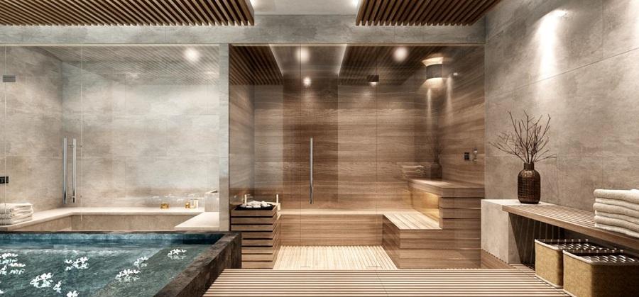 Phòng massage.