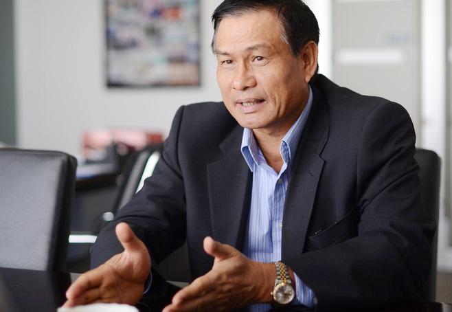 Ông Nguyễn Bá Dương Chủ tịch HĐQT CotecCons.
