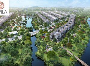Không có nhiều dự án có môi trường sống gần gũi với thiên nhiên như dự án Lavila.