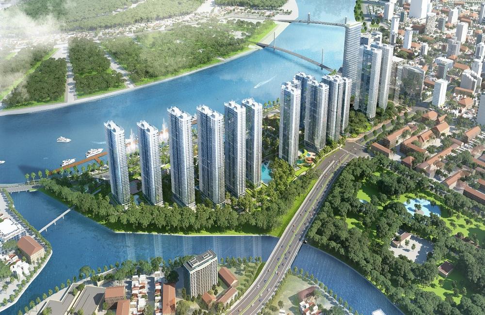 Vinhomes golden river dự án quy mô và đẳng cấp nhất Sài Gòn.