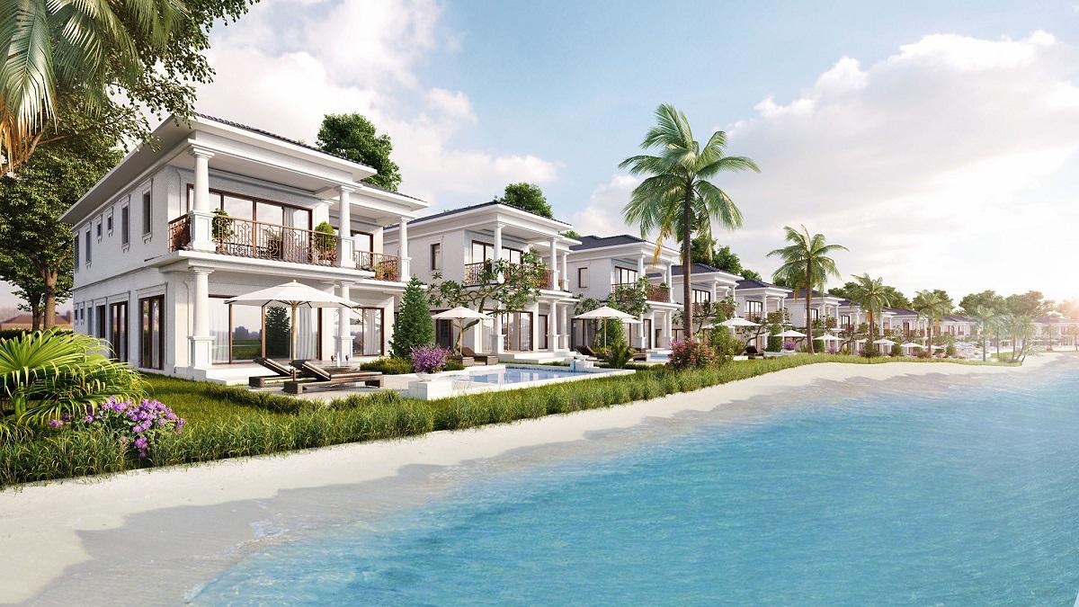 Biệt thự biển Vinpearl Quy Nhơn Resort & Villas