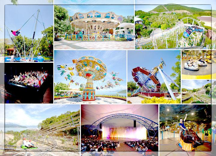 Tiện ích dự án Vinpearl Resort Villas Quy Nhơn được đầu tư bài bản và chuyên nghiệp.