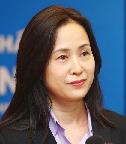 Bà Anh Thư - Phó tổng GP.Invest