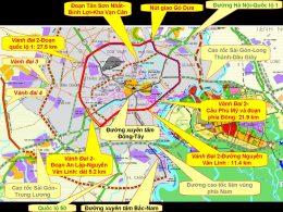 12 dự án hạ tầng tại TP.HCM được kiến nghị chọn nhà thầu PPP.
