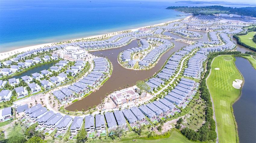 Biệt thự biện Vinpearl Resort & villas là kênh đầu tư ổn định trong bối cảnh thị trường hiện nay.