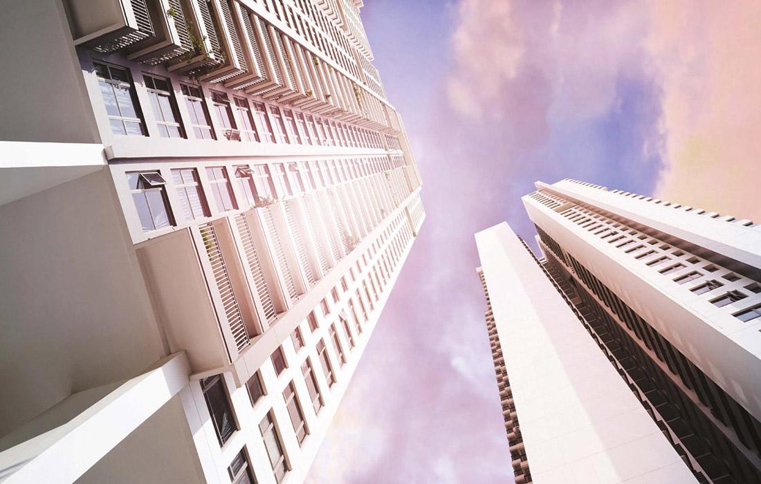 Căn hộ tháp T8 The View Riviera Point: đẳng cấp vốn không dành cho số đông.