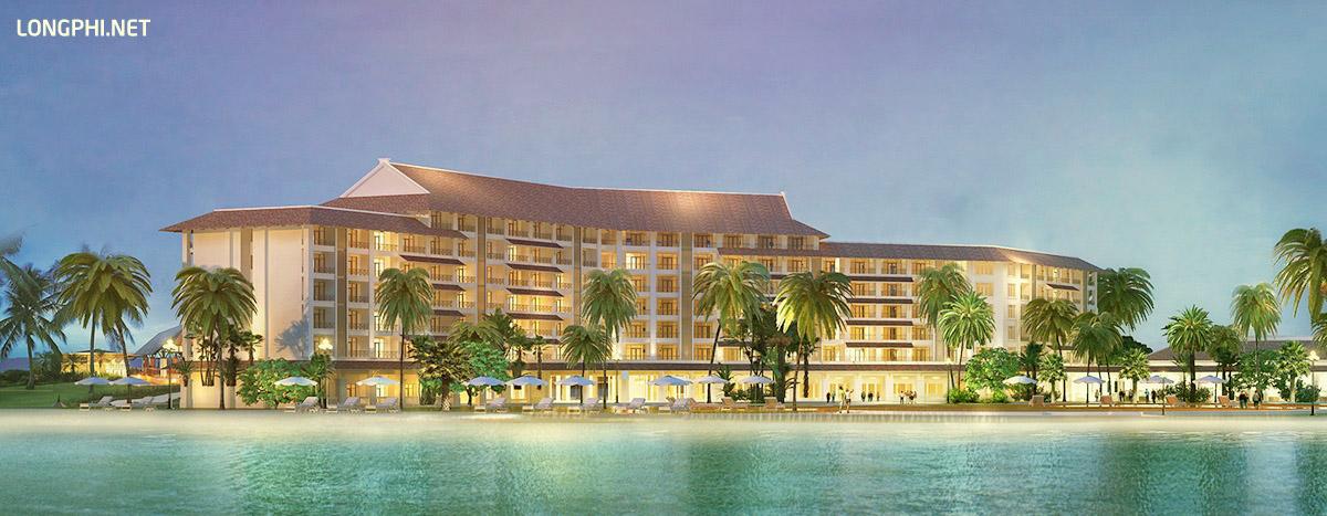 Khách sạn nghỉ dưỡng 5 sao Vinpearl Cửa Hội Nghệ An.