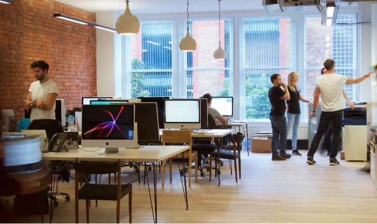 Nhu cầu mặt bằng làm văn phòng kinh doanh hiện tại vẫn còn rất lớn (Ảnh minh họa), officetel M-one ra đời giải quyết điều này.