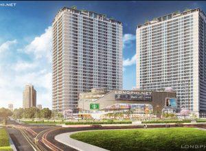Ảnh phối cảnh dự án căn hộ Lavida Plus quận 7 của Quốc Cường Gia Lai (QCG).