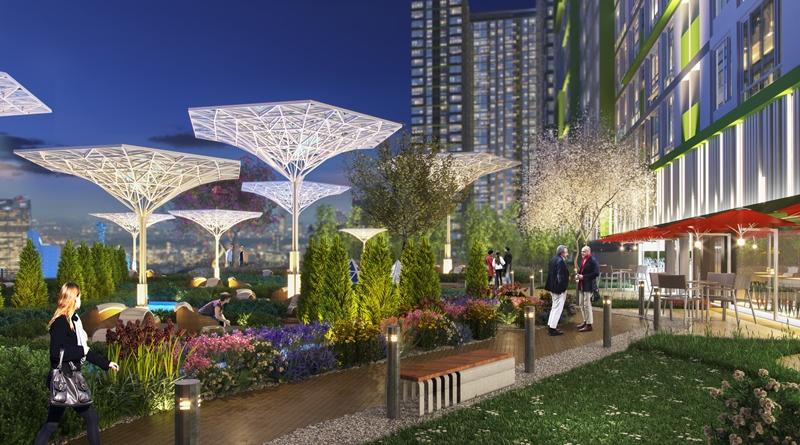 Dự án căn hộ Topaz Elite quận 8 được đầu tư bài bản tiện ích.