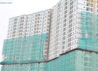 Tiến độ thi công Jamona Apartment - Luxury Home ngày 19/07/2017.