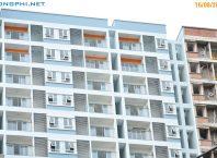 Cập nhật tiến độ thi công dự án Jamona Apartment - Luxury Home quận 7 ngày 16/08/2017.