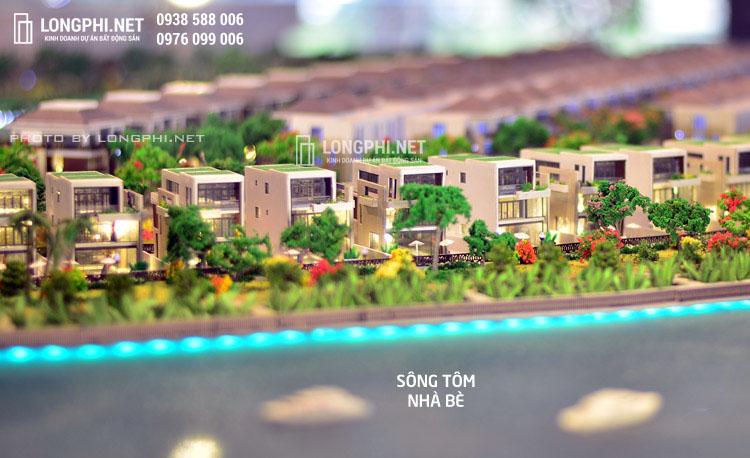 Dự án Lavila giai đoạn 3: biệt thự đơn lập Lavila De Rio Kiến Á.