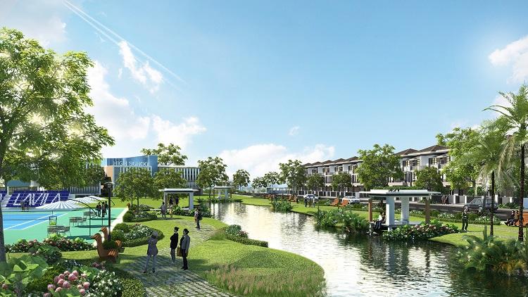 Dự án Lavila với tiêu chí xanh, sạch, thân thiện môi trường và kiến trúc độc đáo, gần trung tâm chính là lựa chọn của khách hàng.