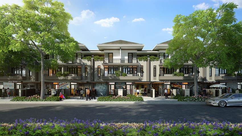 Biệt thự Lavila tại Phước Kiển, Nhà Bè - chủ đầu tư Kiến Á.