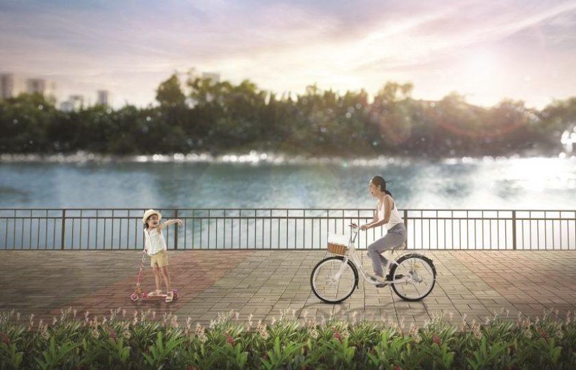 Dự án The View – Riviera Point quận 7: nơi về bình yên bên sông nước Nam Sài Gòn.