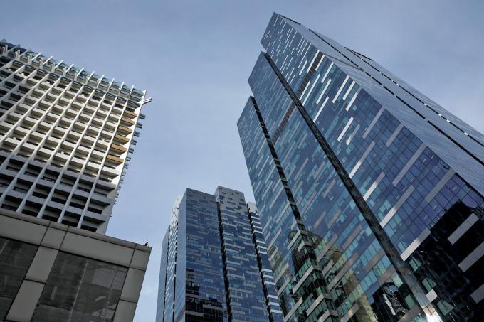 Thương vụ mua Tháp 2 tại Asia Square giá trị lớn nhất ở Châu Á - Thái Bình Dương và thứ 2 trên thế giới.