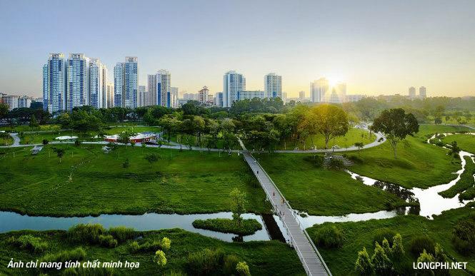 Với tốc độ đô thị hóa cao, nhu cầu tìm nơi ở gắn với mảng xanh trong lành như dự án GS Metrocity Nhà Bè của khách hàng là rất thiết yếu.