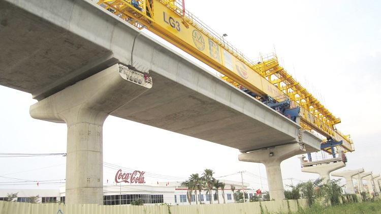 Dự án khu đô thị GS Metrocity nằm dọc bên tuyến metro số 4 sở hữu tiềm năng giá trị bất động sản trong tương lai.
