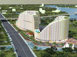 Dự án The EverRich 2 tại phường Phú Thuận, quận 7.