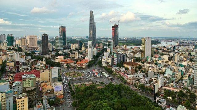 Một số yếu tố củng cố thị trường bất động sản thời gian tới tại thị trường thành phố Hồ Chí Minh. Ảnh: Internet.