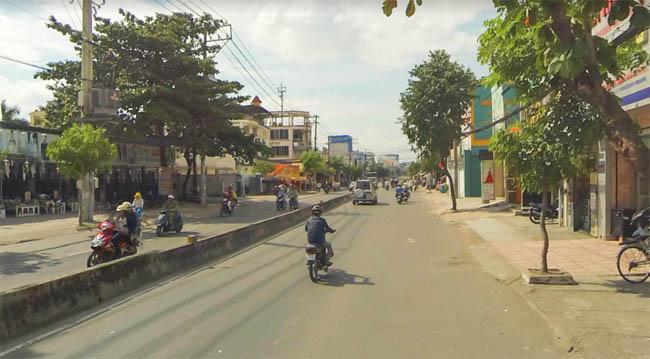 Mở rộng đường Huỳnh Tấn Phát lên 30m trong thời gian tới.