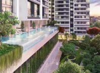 Chủ đầu tư Kingdom 101 chú trọng vào mảng xanh, cảnh quan của dự án.