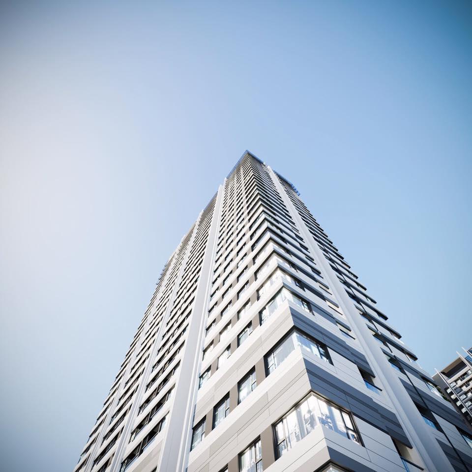 Căn hộ Kingdom 101 sẽ là một trong những biểu tượng kiến trúc mới tại quận 10.