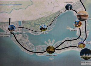 Quy hoạch 1/5000 khu đô thị biển Cần Giờ (Vinpearl Cần Giờ).