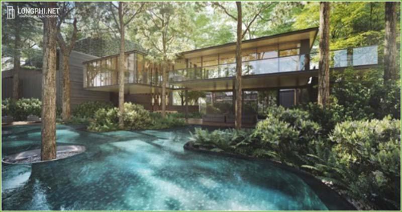 Spa làm đẹp, chăm sóc sức khỏe trong dự án Green Star Sky Garden quận 7.