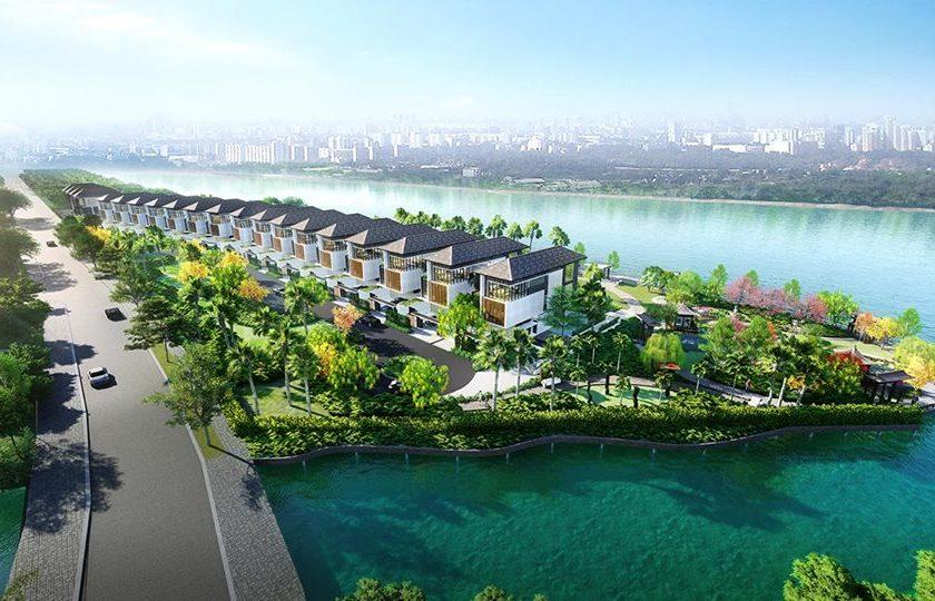 Biệt thự Lavila De Rio với nguồn cung có hạn tại khu Nam Sài Gòn của Kiến Á.