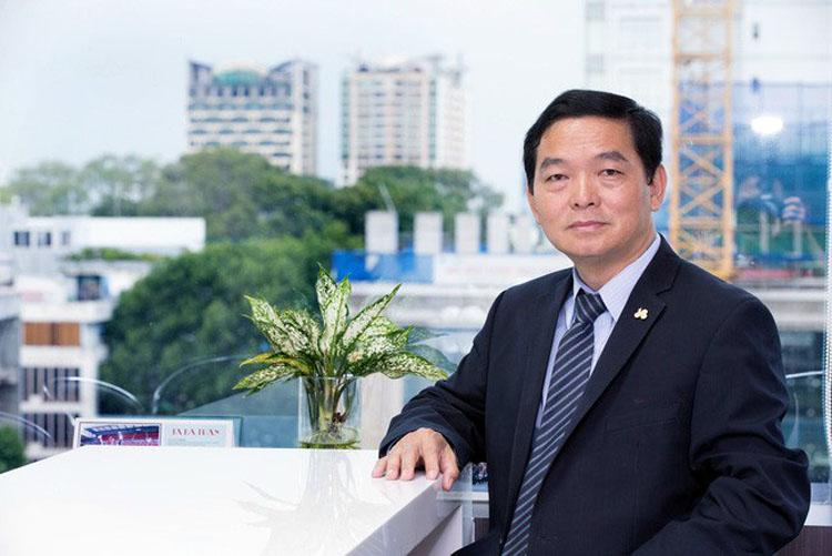 Ông Lê Viết Hải, Chủ Tịch - Tổng Giám Đốc của Hòa Bình Corp.