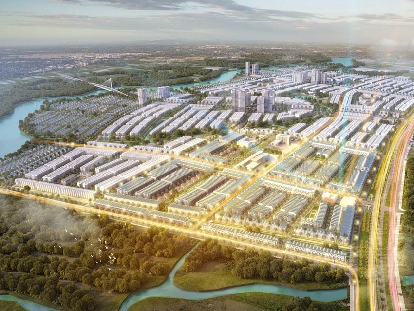 Dự án T&T Millennia City Long Hậu kỳ vọng sẽ trở thành khu đô thị đáng sống tại vùng ven Nam Sài Gòn.