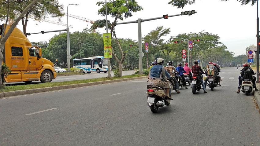 Khu Nam Sài Gòn còn nhiều tiềm năng phát triển trong tương lai.