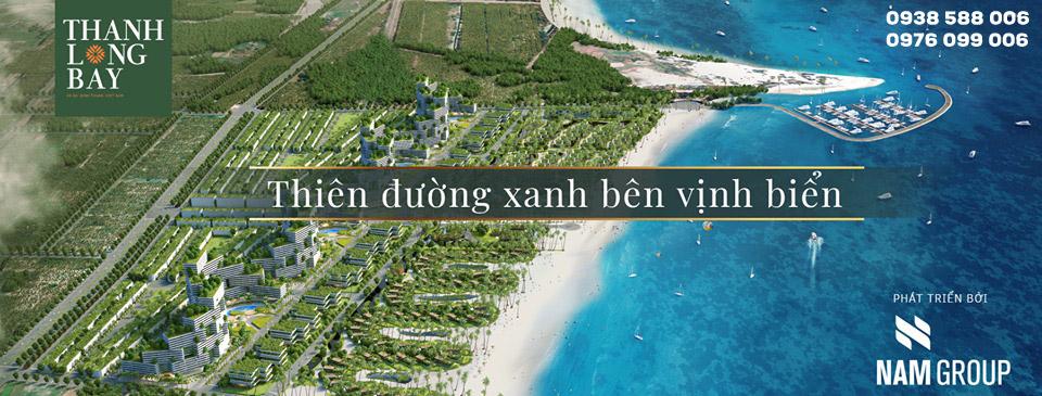 Sản phẩm dự án Thanh Long Bay Phan Phiết gồm căn hộ và shophouse nhà phố thương mại.